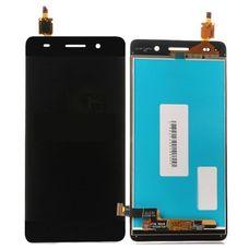 Дисплей Huawei Honor 4C CHM-U01 Черный (экран + тачскрин, стекло)