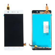 Дисплей Huawei Honor 4C CHM-U01 Белый (экран + тачскрин, стекло)