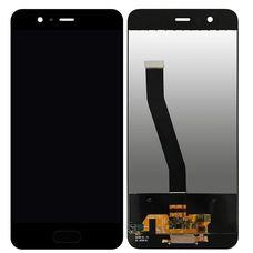 Дисплей Huawei P10 Черный (экран + тачскрин, стекло) ОРИГИНАЛ