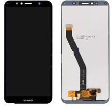 Дисплей Huawei Y6 2018 ATU-L31 Черный (экран + тачскрин, стекло)