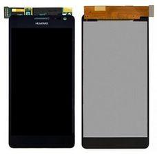 Дисплей Huawei ascend D2 Черный (модуль, в сборе) ОРИГИНАЛ