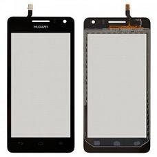Тачскрин Huawei Ascend G600  Honor Pro U8950 Черный ОРИГИНАЛ Synaptics (Touchscreen)