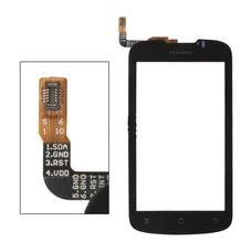 Тачскрин Huawei Ascend U8815 G300 Черный ОРИГИНАЛ (Touchscreen)