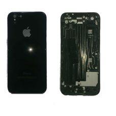 Корпус iPhone 6 под iPhone Х черный / серый