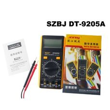 Мультиметр SZBJ DT9205A