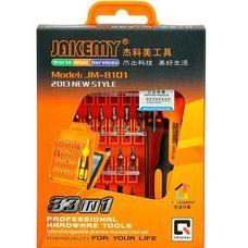 Набор отвёрток JM-8101 (33в1) Jakemy