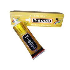 Клей T-8000 герметик для проклейки (T8000) 110 мл