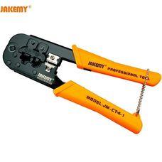 Кримпер JM-CT4-1 JAKEMY обжим сетевого кабеля (6P, 8P)