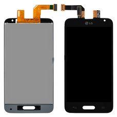 Дисплей LG L70 D325 черный (модуль, в сборе)