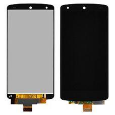 Дисплей LG Nexus 5 D820 D821 черный (модуль, в сборе)