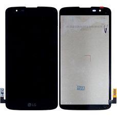 Дисплей LG K7 X210 (экран + тачскрин, стекло)