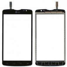 Тачскрин LG L80 D380 черный (Touchscreen)