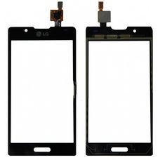 Тачскрин LG Optimus L7 - 2 P713 черный (Touchscreen)