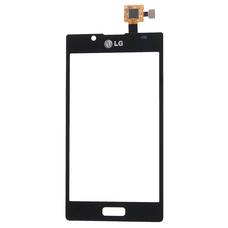 Тачскрин LG Optimus L7 P705 черный (Touchscreen)