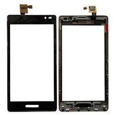 Тачскрин LG Optimus L9 P765 P760 P768 P769 черный в рамке (Touchscreen)