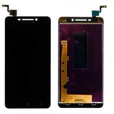 Дисплей Lenovo A5000 черный (в сборе, модуль)