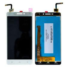 Дисплей Lenovo Vibe P1ma40 Белый (экран+сенсор, стекло)