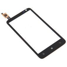 Тачскрин Lenovo S720 черный (Touchscreen)