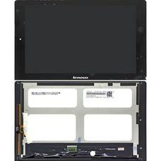 Дисплей Lenovo Yoga Tablet 10 B8000 Черный (экран + тачскрин, стекло)