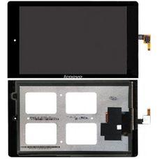 Дисплей Lenovo Yoga Tablet 8 B6000 Черный (экран + тачскрин, стекло)