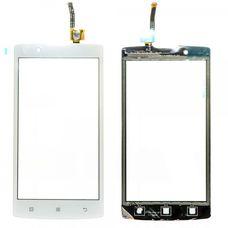 Тачскрин Lenovo A2010 белый (Touchscreen)
