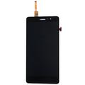 Дисплей Lenovo S860 Черный (модуль, в сборе) ОРИГИНАЛ