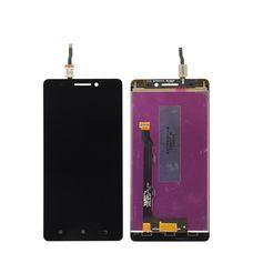 Дисплей Lenovo S8 A7600 черный (в сборе, модуль) ОРИГИНАЛ