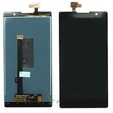Дисплей Lenovo P90 черный (экран+сенсор)