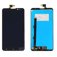 Дисплей Lenovo S939 Черный (модуль, в сборе) ОРИГИНАЛ