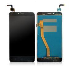 Дисплей Lenovo K6 NOTE K53A48 Черный (экран+сенсор)