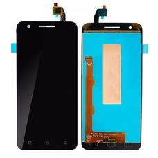 Дисплей Lenovo Vibe C2, Power, K10A40 Черный (экран + тачскрин, стекло)