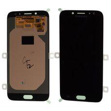 Дисплей Samsung Galaxy J7 SM-J730 Черный ОРИГИНАЛ (2017) (GH97-20736A)