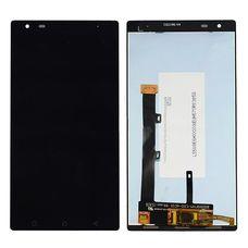 Дисплей Lenovo Vibe X3 X3A40 черный (экран + тачскрин, стекло)