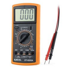 Мультиметр EXCEL DT9205A