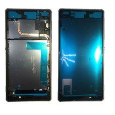 Корпус Sony Xperia Z3 Dual SIM D6633 БЕЛЫЙ (средняя часть)