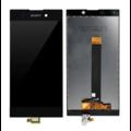 Дисплей Sony Xperia L2 H3311 H4311 ЧЕРНЫЙ (экран+сенсор, стекло)