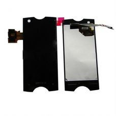 Дисплей Sony Xperia Ray ЧЕРНЫЙ ST18i (модуль, в сборе) ОРИГИНАЛ