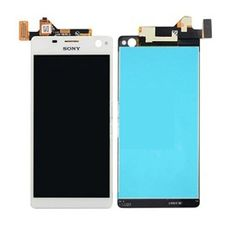 Дисплей Sony Xperia C4 / C4 Dual E5303 E5333 БЕЛЫЙ (экран+сенсор)