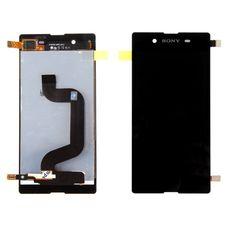 Дисплей Sony Xperia E3, E3 Dual D2202 D2203 D2206 D2212 ЧЕРНЫЙ (экран + сенсорное стело)