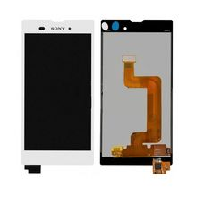 Дисплей Sony Xperia T3 D5102 D5103 D5106 M50W БЕЛЫЙ (экран + сенсор)