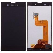 Дисплей Sony Xperia T3 D5102 D5103 D5106 M50W ЧЕРНЫЙ (экран + тачскрин, стекло)