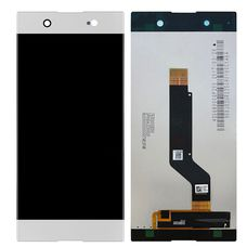 Дисплей Sony Xperia XA1 ULTRA, C7, Ultra Dual G3212 G3226 G3212 G3221 G3223 БЕЛЫЙ (экран+тачскрин)