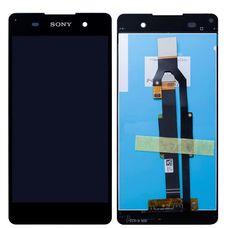 Дисплей Sony Xperia E5 F3311 ЧЕРНЫЙ (экран + сенсор)