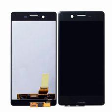Дисплей Sony Xperia X, X Dual, Performance F5121 F5122 F8131 F8132 ЧЕРНЫЙ c тачскрином (модуль в сборе)