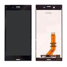 Дисплей Sony Xperia XZs, XZs Dual G8232 G8231 ЧЕРНЫЙ (экран + тачскрин)