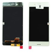 Дисплей Sony Xperia X, X Dual, Performance F5121 F5122 F8131 F8132 БЕЛЫЙ c тачскрином (экран+сенсор)
