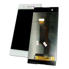 """Дисплей Sony Xperia XA1, XA1 Dual Plus 5"""" G3116 G3112 БЕЛЫЙ (экран+тачскрин)"""
