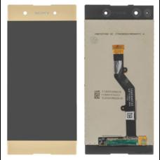 Дисплей Sony Xperia XA1 ULTRA, C7, Ultra Dual G3212 G3226 G3212 G3221 G3223 ЗОЛОТОЙ/БРОНЗОВЫЙ