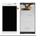 Дисплей Sony Xperia Z5 Compact (mini) БЕЛЫЙ E5823 E5803 c тачскрином (экран + сенсор)