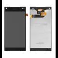 Дисплей Sony Xperia Z5 Compact (mini) ЧЕРНЫЙ E5823 E5803 c тачскрином (экран + сенсор)